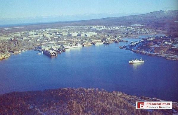 Продам стивидорную компанию на Дальнем Востоке, порт Советская Гавань.