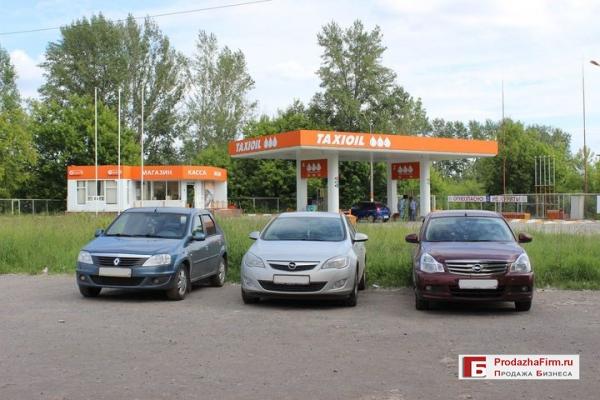 АЗС в Нижегородской области