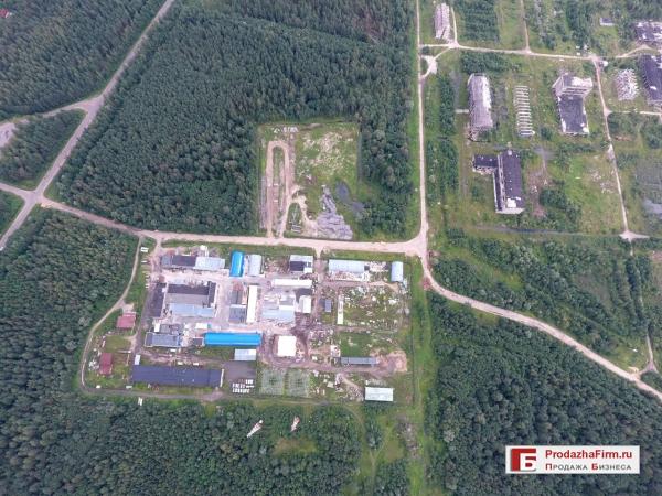 Деревообрабатывающий завод